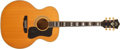Musical Instruments:Acoustic Guitars, 1990's Guild F-50 Natural Acoustic Guitar, #FD100087. ...