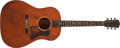 Musical Instruments:Acoustic Guitars, 1939 Gibson J-35 Natural Acoustic Guitar, #EG4110. ...