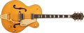 Musical Instruments:Electric Guitars, 1956 Gretsch Country Club Natural Hollow Body Electric, #19066. ...