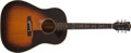 Musical Instruments:Acoustic Guitars, 1955 Gibson J-45 Sunburst Acoustic Guitar, #W31928. ...