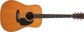 Musical Instruments:Acoustic Guitars, 1978 Martin D-35 Natural Acoustic Guitar, #3400798. ...