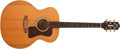 Musical Instruments:Acoustic Guitars, 1993 Guild JF-30 BLD Natural Acoustic, #JF301729. ...