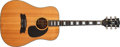Musical Instruments:Acoustic Guitars, 1974 Gibson Heritage Custom Natural Acoustic Guitar, #A000464. ...