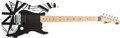 Musical Instruments:Electric Guitars, Recent Charvel EVH Art Series Electric Guitar #1058....