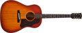 Musical Instruments:Acoustic Guitars, 1962 Gibson J-45 Sunburst Acoustic Guitar #83498....