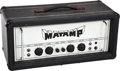 Musical Instruments:Amplifiers, PA, & Effects, 1970's Matamp 120 Watt Head Black Tube Head #915....