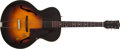 Musical Instruments:Electric Guitars, 1953 Gibson ES-125 Sunburst Hollow-Body Electric Guitar#1487630....