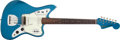 Musical Instruments:Electric Guitars, 1964 Fender Jaguar Lake Placid Blue Electric Guitar, #L23244. ...
