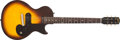 Musical Instruments:Electric Guitars, 1959 Gibson Melody Maker Sunburst Electric Guitar #926760....