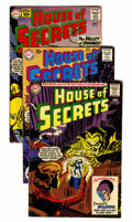 Silver Age (1956-1969):Mystery, House of Secrets Group (DC, 1960-66) Condition: Average VG....(Total: 16 Comic Books)
