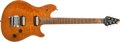 Musical Instruments:Electric Guitars, 2001 Peavey EVH Wolfgang Flame Top Electric Guitar #91001030....