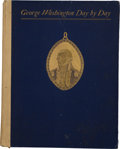 Books:Americana & American History, [William McKinley] Presentation Copy of George Washington Day byDay¸ Presented to President McKinley by the Autho...