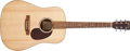 Musical Instruments:Acoustic Guitars, 2003 Martin DM Natural Acoustic Guitar, #888755. ...