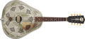 Musical Instruments:Resonator Guitars, 1936 National Style O Metal-Body Resonator Madeline, #A5745. ...