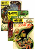 Golden Age (1938-1955):Classics Illustrated, Classics Illustrated Group (Gilberton, 1947-68)....