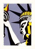 Prints:Contemporary, ROY LICHTENSTEIN (American, 1923-1997). I Love Liberty,1982. Color silkscreen. 32-3/8 x 21-1/8 inches (82.3 x 53.6 cm)...