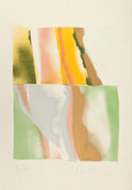 Prints:Contemporary, JOHN CHAMBERLAIN (American, b. 1927). Flashback (8 works),1979. Color silkscreen's on Arches paper. 28-1/8 x 20 inches ...(Total: 8 Items)