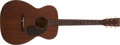 Musical Instruments:Acoustic Guitars, 1947 Martin 00-17 Natural Acoustic Guitar, #100696. ...