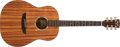 Musical Instruments:Acoustic Guitars, 1980 Goodall K80 Natural Acoustic Guitar, #NA. ...