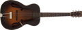 Musical Instruments:Acoustic Guitars, 1937 Martin R-18 Sunburst Archtop Acoustic Guitar, #65699. ...