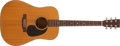 Musical Instruments:Acoustic Guitars, 1973 Martin D-18 Natural Acoustic Guitar, #317829. ...