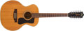 Musical Instruments:Acoustic Guitars, 1974 Guild F-212 Natural 12-String Acoustic Guitar, #73894....