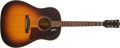 Musical Instruments:Acoustic Guitars, 1965 Gibson J-45 Sunburst Acoustic, #340639. ...