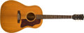 Musical Instruments:Acoustic Guitars, 1965 Gibson J-50 Natural Acoustic Guitar, #253262. ...