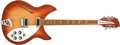 Musical Instruments:Electric Guitars, 1985 Rickenbacker 360-12 Fireglo 12-String Electric Guitar,#2071....