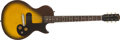 Musical Instruments:Electric Guitars, 1960 Gibson Melody Maker Sunburst Electric Guitar, #027612. ...