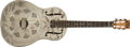 Musical Instruments:Resonator Guitars, 1930 National Style O Plated Resonator, #S4186. ...
