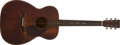 Musical Instruments:Acoustic Guitars, 1954 Martin 00-18 Natural Acoustic Guitar, #121831....