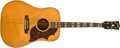 Musical Instruments:Acoustic Guitars, 1969 Gibson Country Western Natural Acoustic Guitar, #857533....
