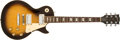 Musical Instruments:Electric Guitars, 1975 Gibson Les Paul Standard Tobacco Sunburst Electric Guitar,#553182. ...