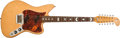 Musical Instruments:Electric Guitars, 1966 Fender Electric XII String Natural 12-String Electric Guitar,#136882. ...