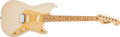 Musical Instruments:Electric Guitars, 1958 Fender Duo-Sonic Desert Sand Electric Guitar, #31409. ...