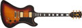 Musical Instruments:Electric Guitars, 1978 Gibson RD Artist Sunburst Solid Body Electric Guitar,#71218018. ...