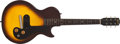 Musical Instruments:Electric Guitars, 1959 Gibson Melody Maker 3/4 Sunburst Electric Guitar, #934505. ...