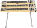 Musical Instruments:Lap Steel Guitars, 1960's Fender Triple 8 Blonde Steel Guitar, #8092. ...
