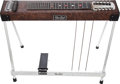 Musical Instruments:Lap Steel Guitars, 1960's Sho-Bud Maverick Natural Single Neck Pedal Steel. ...