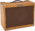 Musical Instruments:Amplifiers, PA, & Effects, 1959 Fender Vibrolux Tweed Tube Amplifier #F02664....