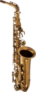 Musical Instruments:Horns & Wind Instruments, 1957 Selmer Mark VI Brass Alto Sax, #69356. ...
