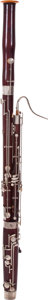 Musical Instruments:Horns & Wind Instruments, 1960's Conn Bassoon, #6906V. ...
