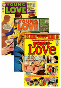 Bronze Age (1970-1979):Romance, Young Love Savannah pedigree Group (DC, 1967-74) Condition: AverageVF/NM.... (Total: 6 Comic Books)