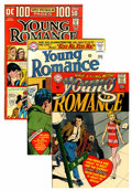 Bronze Age (1970-1979):Romance, Young Romance Savannah pedigree Group (DC, 1965-74) Condition:Average VF.... (Total: 8 Comic Books)