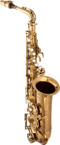 Musical Instruments:Horns & Wind Instruments, 1957 Selmer Mark VI Brass Alto Sax, #70204. ...