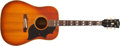 Musical Instruments:Acoustic Guitars, 1965 Gibson Southern Jumbo Sunburst Acoustic Guitar, #360568....