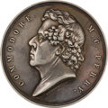 Political:Tokens & Medals, Silver Matthew Perry Treaty with Japan Medal....