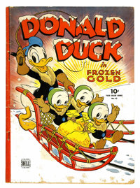 Four Color #62 Donald Duck (Dell, 1945) Condition: GD/VG