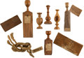 Transportation:Nautical, Relics: Nine Relics Related to Ships and Shipwrecks, from theCollection of J. S. Reigart,...